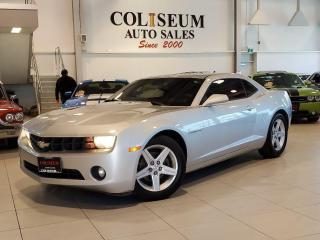 Used 2011 Chevrolet Camaro 1LT-AUTOMATIC-TINTED WINDOWS-CERTIFIED-FINANCE!! for sale in Toronto, ON