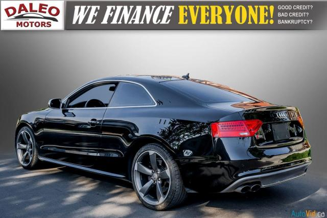 2014 Audi S5 PREMIUM / LOW KMS / ACCIDENT FREE Photo6