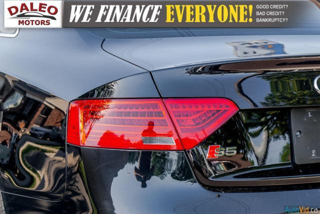 2014 Audi S5 PREMIUM / LOW KMS / ACCIDENT FREE Photo10