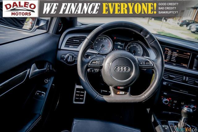 2014 Audi S5 PREMIUM / LOW KMS / ACCIDENT FREE Photo13