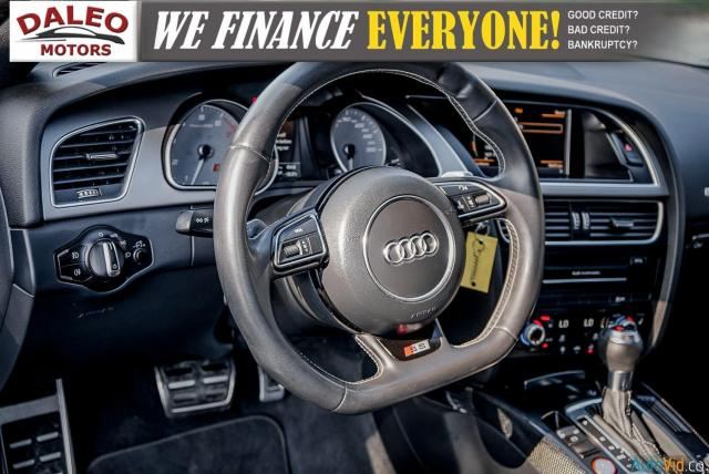 2014 Audi S5 PREMIUM / LOW KMS / ACCIDENT FREE Photo17