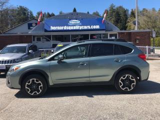 Used 2016 Subaru Crosstrek AWD for sale in Flesherton, ON
