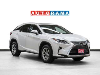 Used 2018 Lexus RX 350 AWD Navigation Leather Sunroof Backup Camera for sale in Toronto, ON