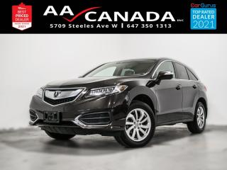 Used 2017 Acura RDX AWD for sale in North York, ON