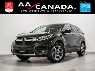 Used 2017 Honda CR-V EX-L | LEATHER | SUNROOF |NAVI | for sale in North York, ON