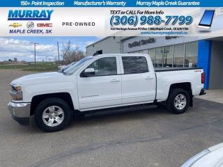 Used 2017 Chevrolet Silverado 1500 LT for sale in Maple Creek, SK
