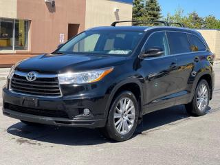 Used 2016 Toyota Highlander XLE AWD NAVIGATION/REAR VIEW CAMERA/8 PASSENGER for sale in North York, ON