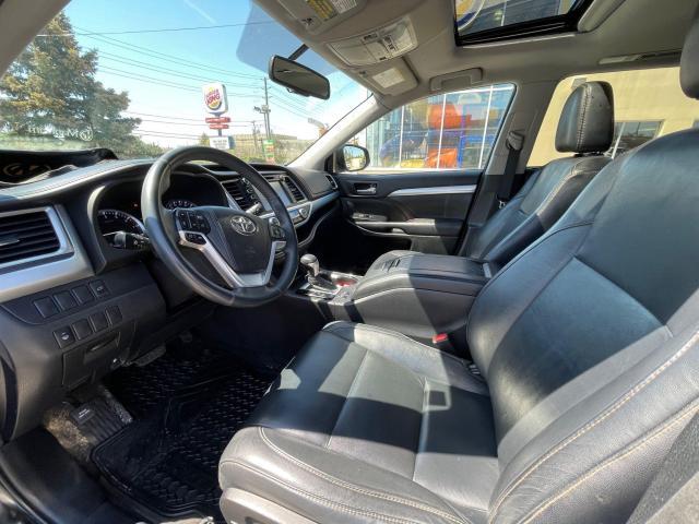 2016 Toyota Highlander XLE AWD NAVIGATION/REAR VIEW CAMERA/8 PASSENGER Photo9