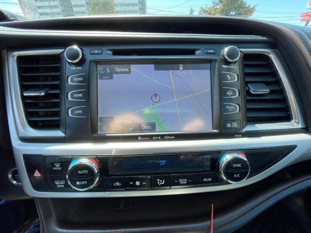 2016 Toyota Highlander XLE AWD NAVIGATION/REAR VIEW CAMERA/8 PASSENGER Photo11