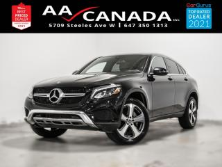 Used 2019 Mercedes-Benz GLC-Class GLC 300 | COUPE | for sale in North York, ON