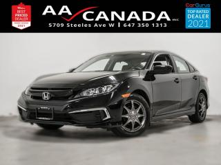 Used 2019 Honda Civic LX for sale in North York, ON