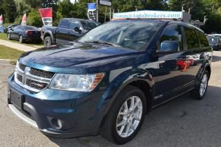 Used 2013 Dodge Journey Crew for sale in Richmond Hill, ON