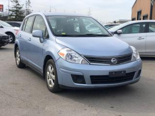 Used 2010 Nissan Versa 1.8 S|Clean Carfax|Sold AS-IS| for sale in Bolton, ON