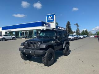 Used 2007 Jeep Wrangler X for sale in Duncan, BC
