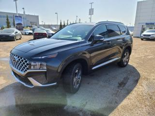New 2021 Hyundai Santa Fe PREFERRED/AWD/APPLECARPLAY/8`TOUCHSCREEN/HEATED SEATS/PUSHBUTTON for sale in Edmonton, AB