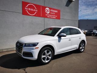 Used 2018 Audi Q5 QUATTRO/2.0T/POWER LIFTGATE/REAR PARKING SENSOR/PRE OWNED AUDI DEALERSHIP for sale in Edmonton, AB