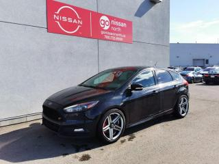 Used 2015 Ford Focus ST for sale in Edmonton, AB