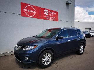 Used 2016 Nissan Rogue SV/PUSH START/BLIND SPOT/BACK UP CAM/BLUETOOTH for sale in Edmonton, AB
