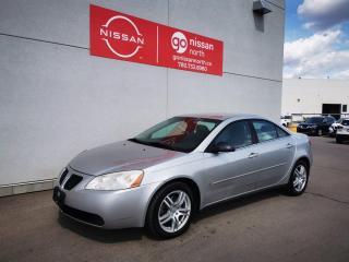 Used 2007 Pontiac G6 SE for sale in Edmonton, AB