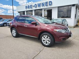 Used 2012 Nissan Murano SL for sale in Brantford, ON