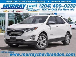 New 2021 Chevrolet Equinox Premier for sale in Brandon, MB
