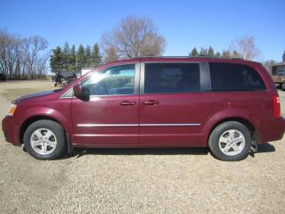Used 2009 Dodge Grand Caravan SE for sale in Melfort, SK
