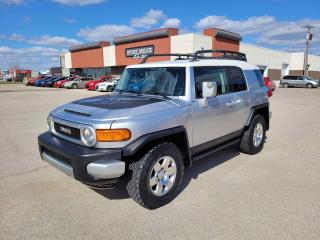 Used 2007 Toyota FJ Cruiser for sale in Steinbach, MB