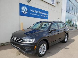 Used 2020 Volkswagen Tiguan TrendlineTRENDLINE 4MOTION AWD - HTD SEATS / CARPLAY / VW CERTIFIED for sale in Edmonton, AB