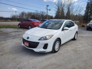 Used 2012 Mazda MAZDA3 SPORT 1 OWNER CERTIFIED for sale in Stouffville, ON