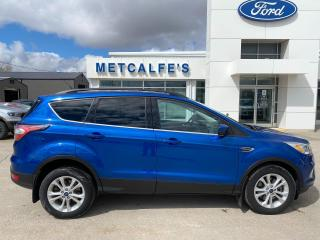 Used 2017 Ford Escape SE for sale in Treherne, MB