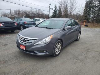 Used 2012 Hyundai Sonata SE SPORT POWER SUNROOF CERTIFIED for sale in Stouffville, ON