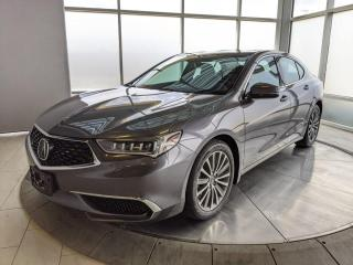 Used 2018 Acura TLX Tech for sale in Edmonton, AB
