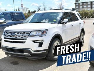 Used 2019 Ford Explorer LIMITED for sale in Red Deer, AB