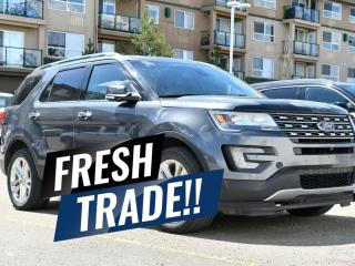 Used 2016 Ford Explorer LIMITED for sale in Red Deer, AB