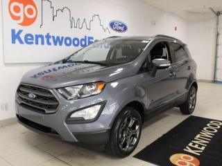 Used 2018 Ford EcoSport SES for sale in Edmonton, AB
