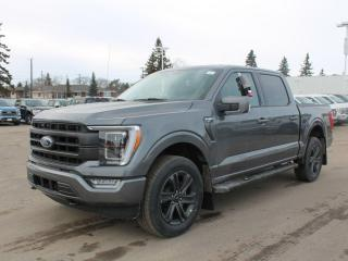 New 2021 Ford F-150 LARIAT | 502a | Sport Pkg | 20s | NAV | Trailer Tow for sale in Edmonton, AB