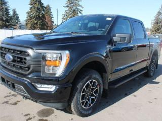 New 2021 Ford F-150 XLT | 302a | Trailer Tow | 18