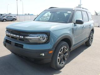 New 2021 Ford Bronco Sport Outer Banks | 4x4 | Co Pilot Assist | Heated Seats for sale in Edmonton, AB
