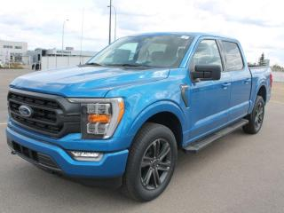 New 2021 Ford F-150 XLT for sale in Edmonton, AB
