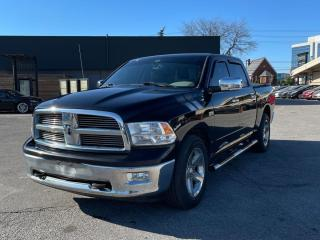 Used 2012 RAM 1500 SLT for sale in North York, ON