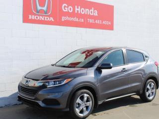 New 2021 Honda HR-V LX for sale in Edmonton, AB