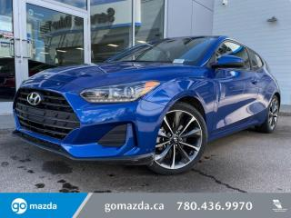 Used 2019 Hyundai Veloster 2.0 GL for sale in Edmonton, AB