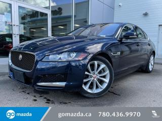 Used 2018 Jaguar XF PREMIUM - AWD, LEATHER, NAV, SUNROOF for sale in Edmonton, AB