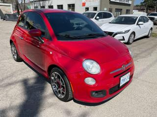 Used 2013 Fiat 500 Sport for sale in Toronto, ON