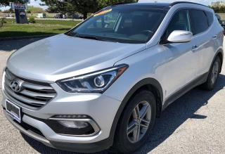 Used 2017 Hyundai Santa Fe Sport SE for sale in Windsor, ON