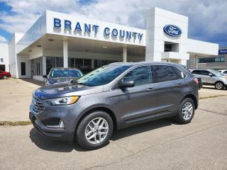 New 2021 Ford Edge SEL for sale in Brantford, ON