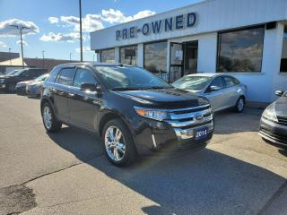 Used 2014 Ford Edge Limited for sale in Brantford, ON