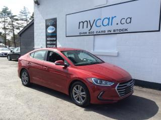 Used 2018 Hyundai Elantra GL HEATED SEATS, ALLOYS, BACKUP CAM, BLUETOOTH!! for sale in Kingston, ON