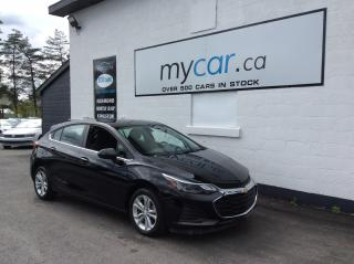 Used 2019 Chevrolet Cruze LT ALLOYS, HEATED SEATS, BACKUP CAM, BLUETOOTH!! for sale in Kingston, ON