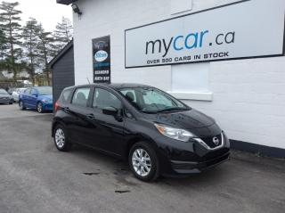 Used 2018 Nissan Versa Note 1.6 SV HEATED SEATS, ALLOYS, BACKUP CAM!! for sale in Kingston, ON